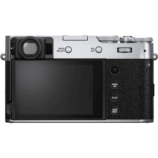 FUJIFILM X100V Cámara Mirrorless (Silver) - Image 3