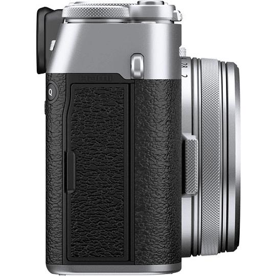 FUJIFILM X100V Cámara Mirrorless (Silver) - Image 5