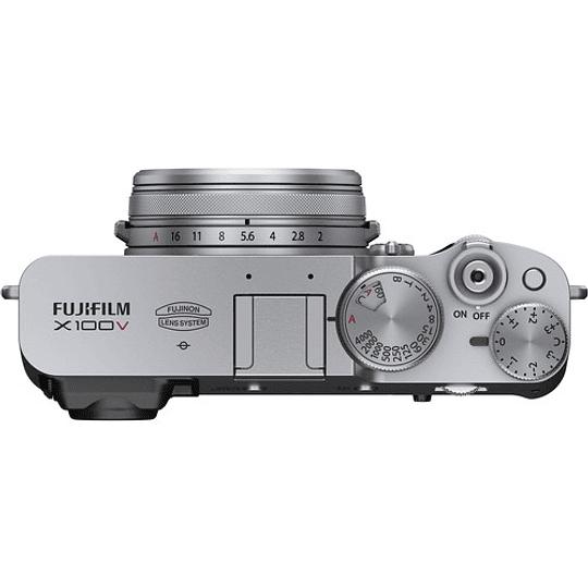 FUJIFILM X100V Cámara Mirrorless (Silver) - Image 8
