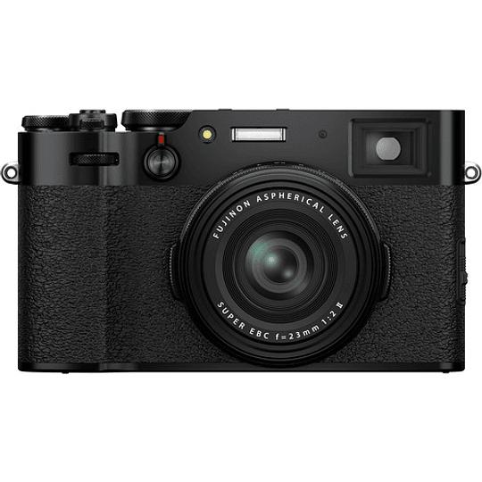FUJIFILM X100V Cámara Mirrorless (Black) - Image 3