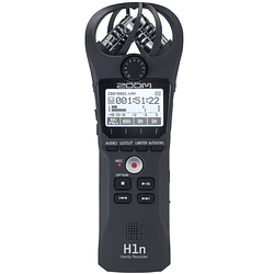 ZOOM H1N GRABADORA DE AUDIO PORTATIL