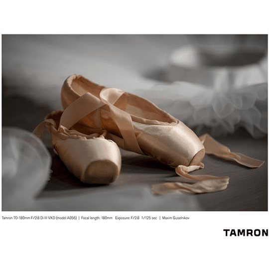 Tamron 70-180mm f/2.8 Di III VXD Lente para Sony E / A056SF - Image 8