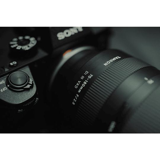 Tamron 70-180mm f/2.8 Di III VXD Lente para Sony E / A056SF - Image 9