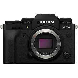 FUJIFILM X-T4 Body Cámara Mirrorless (Black)