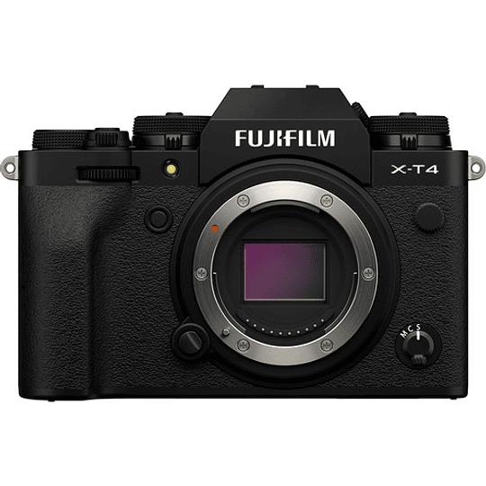 FUJIFILM X-T4 Body Cámara Mirrorless (Black) - Image 1