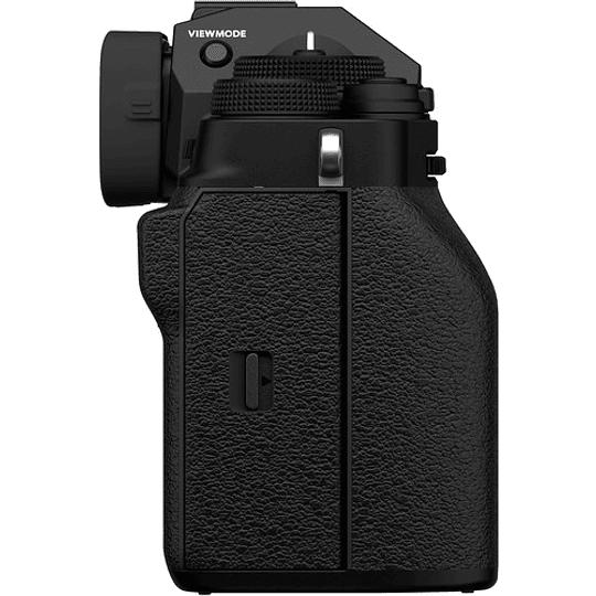 FUJIFILM X-T4 Body Cámara Mirrorless (Black) - Image 5