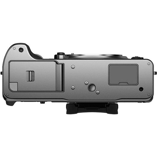 FUJIFILM X-T4 Body Cámara Mirrorless (Silver) - Image 5