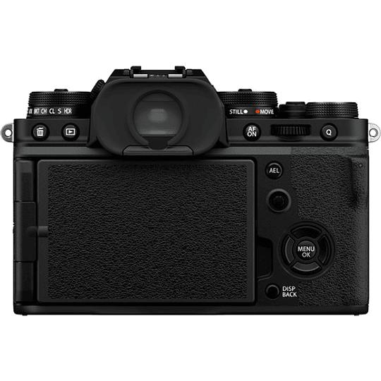 FUJIFILM X-T4 Kit Cámara Mirrorless con Lente 18-55mm (Black) - Image 4