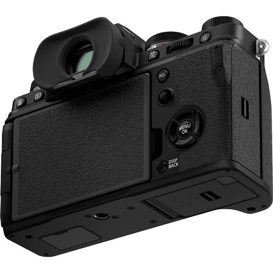 FUJIFILM X-T4 Kit Cámara Mirrorless con Lente 18-55mm (Black) - Image 6