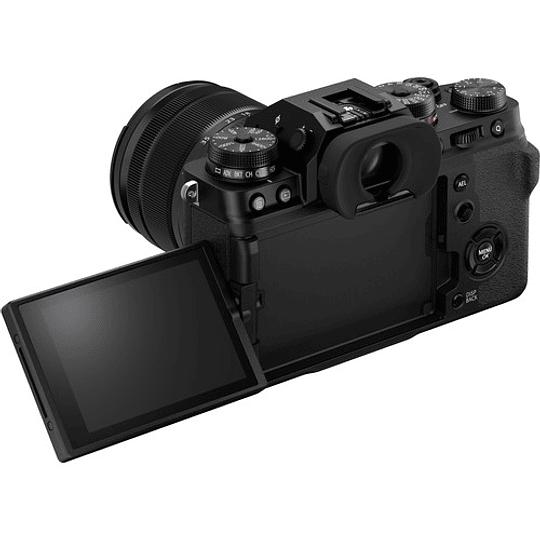 FUJIFILM X-T4 Kit Cámara Mirrorless con Lente 18-55mm (Black) - Image 7