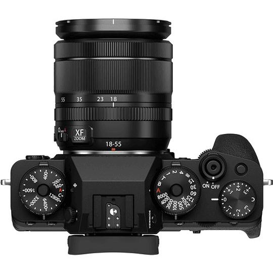 FUJIFILM X-T4 Kit Cámara Mirrorless con Lente 18-55mm (Black) - Image 8