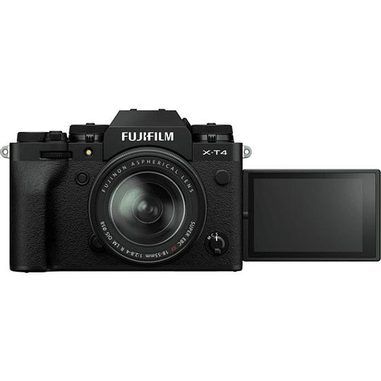 FUJIFILM X-T4 Kit Cámara Mirrorless con Lente 18-55mm (Black) - Image 9