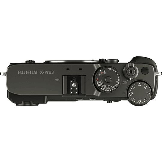 FUJIFILM X-Pro3 Body Cámara Mirrorless (VERSION DURA BLACK) - Image 4