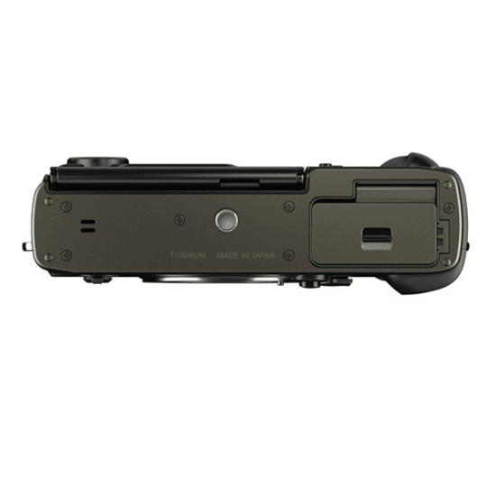 FUJIFILM X-Pro3 Body Cámara Mirrorless (VERSION DURA BLACK) - Image 5