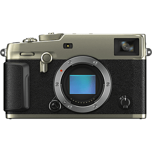 FUJIFILM X-Pro3 Body Cámara Mirrorless (VERSION DURA SILVER)