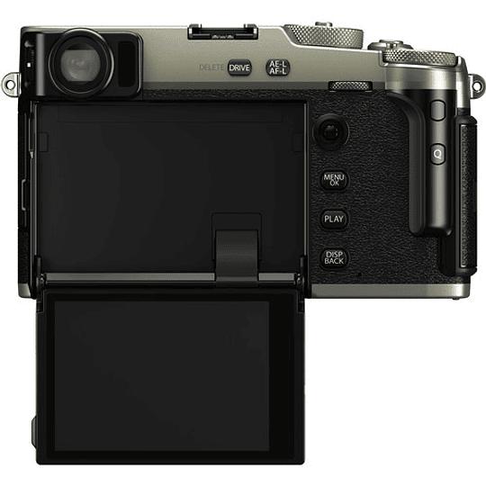 FUJIFILM X-Pro3 Body Cámara Mirrorless (VERSION DURA SILVER) - Image 3