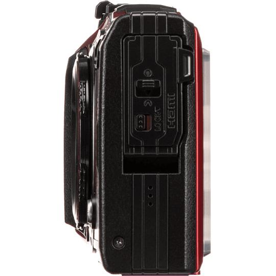 Olympus Tough TG-6 Cámara Digital (RED) - Image 10
