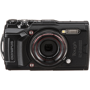 Olympus Tough TG-6 Cámara Digital (BLACK)