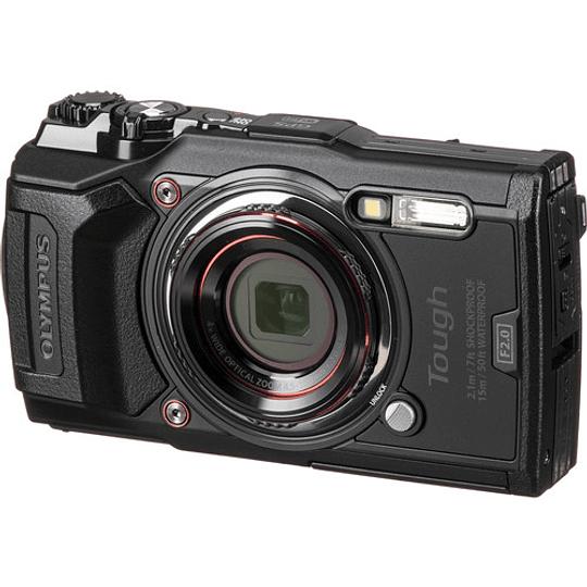 Olympus Tough TG-6 Cámara Digital (BLACK) - Image 2