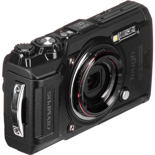 Olympus Tough TG-6 Cámara Digital (BLACK) - Image 4
