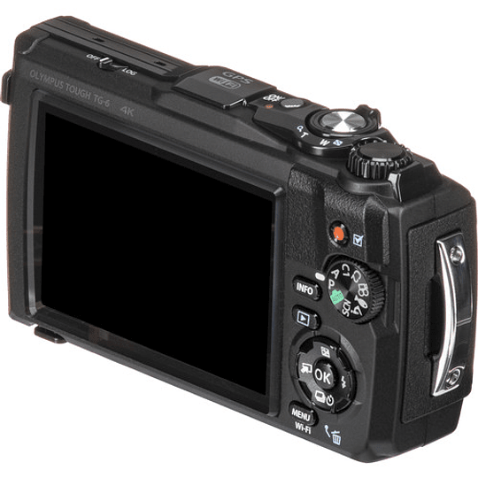 Olympus Tough TG-6 Cámara Digital (BLACK) - Image 6
