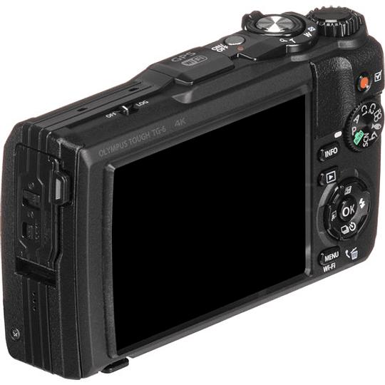 Olympus Tough TG-6 Cámara Digital (BLACK) - Image 7
