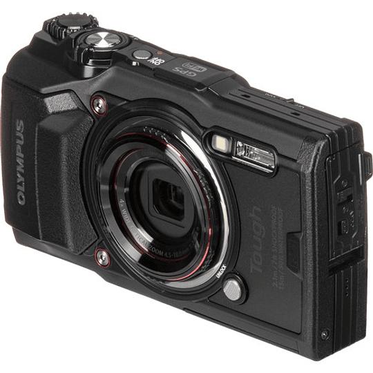 Olympus Tough TG-6 Cámara Digital (BLACK) - Image 8
