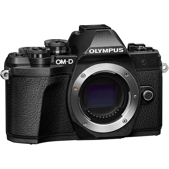 Olympus OM-D E-M10 Mark III KIT Cámara Mirrorless Micro 4/3 con Lentes 14-42mm EZ + 40-150mm R (BLACK) - Image 7