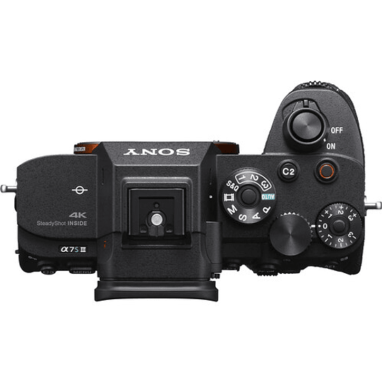 PREVENTA Sony Alpha a7S III Cámara Mirrorless (Body) - Image 4