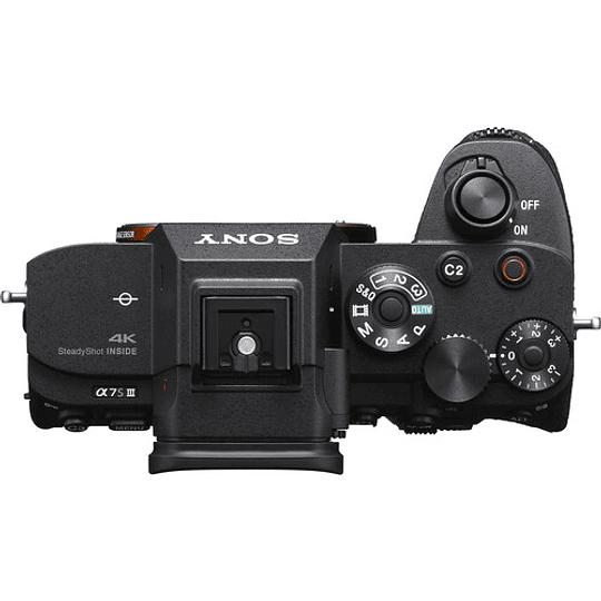 Sony Alpha a7S III Cámara Mirrorless (Body) - Image 4
