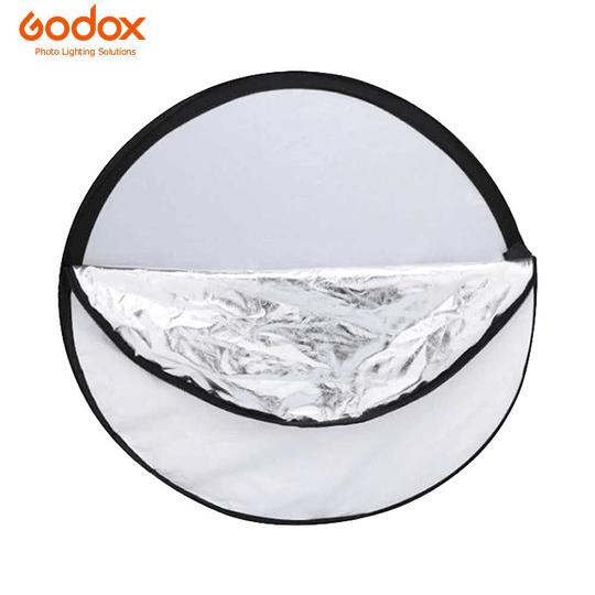 Godox RFT-06-60 Disco Reflector Plegable 5 en 1 de 60cm  - Image 2