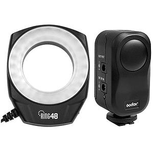 Godox RING48 Anillo Macro con Led Godox