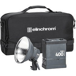 Elinchrom ELB 400 Hi-Sync To Go Kit Flash (EL10418.1)