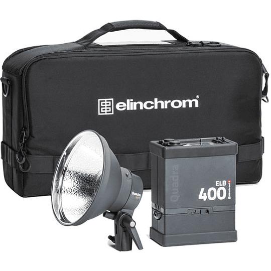 Elinchrom ELB 400 Hi-Sync To Go Kit Flash (EL10418.1) - Image 1