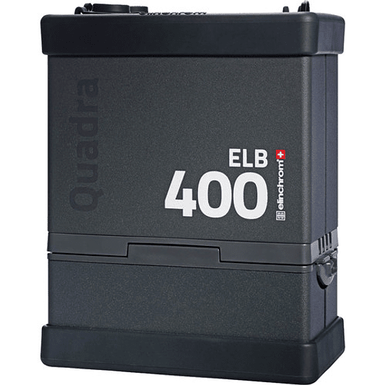 Elinchrom ELB 400 Hi-Sync To Go Kit Flash (EL10418.1) - Image 3