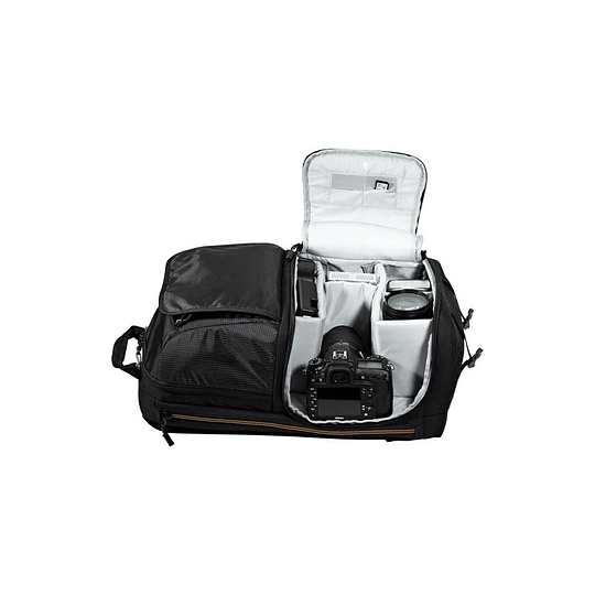 Lowepro Fastpack BP 250 AW II (Black) Mochila para Cámara / LP36869 Lowepro - Image 8
