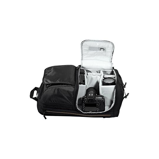 Lowepro Fastpack BP 250 AW II (Black) Mochila para Cámara / LP36869 - Image 7