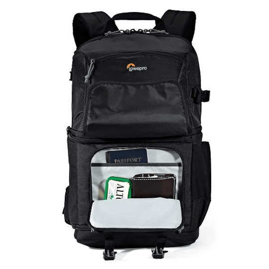 Lowepro Fastpack BP 250 AW II (Black) Mochila para Cámara / LP36869 - Image 5