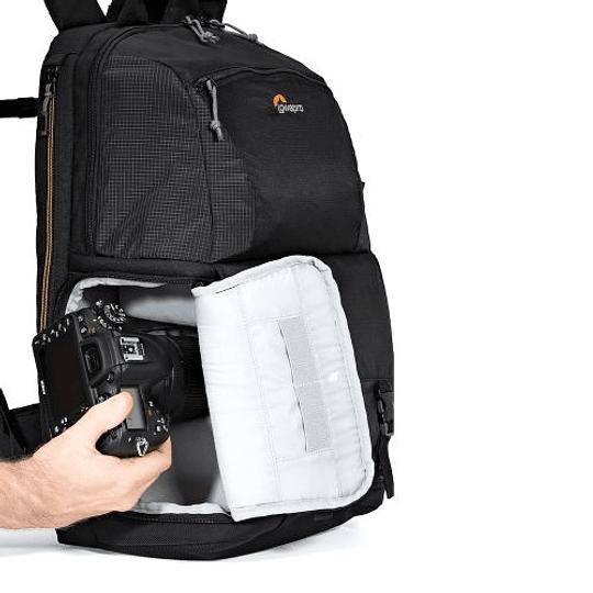 Lowepro Fastpack BP 250 AW II (Black) Mochila para Cámara / LP36869 - Image 6