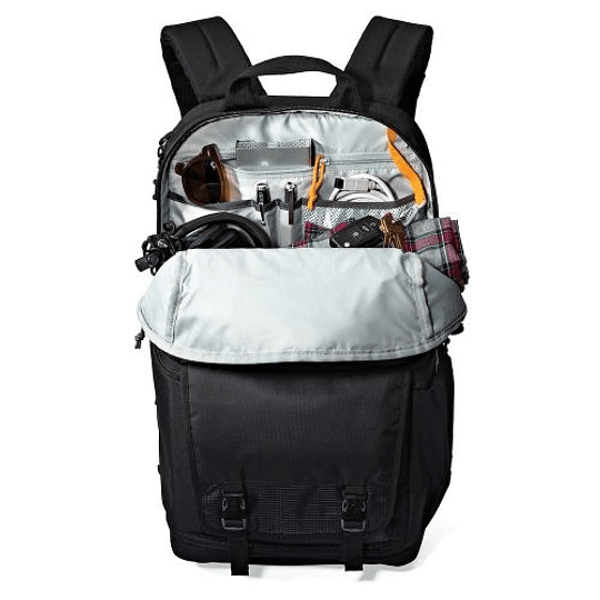 Lowepro Fastpack BP 250 AW II (Black) Mochila para Cámara / LP36869 Lowepro - Image 7