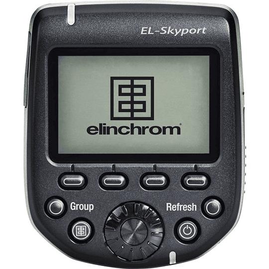 Elinchrom EL19366 EL-Skyport Transmitter Plus HS Para Nikon - Image 1