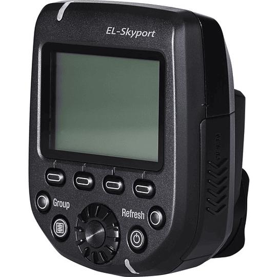 Elinchrom EL19366 EL-Skyport Transmitter Plus HS Para Nikon - Image 2