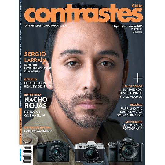 CONTRASTES REVISTA FOTOGRAFICA IMPRESA - Image 3