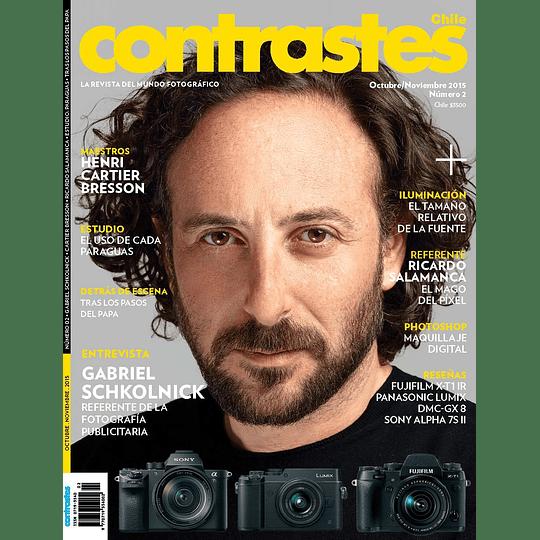 CONTRASTES REVISTA FOTOGRAFICA IMPRESA - Image 4