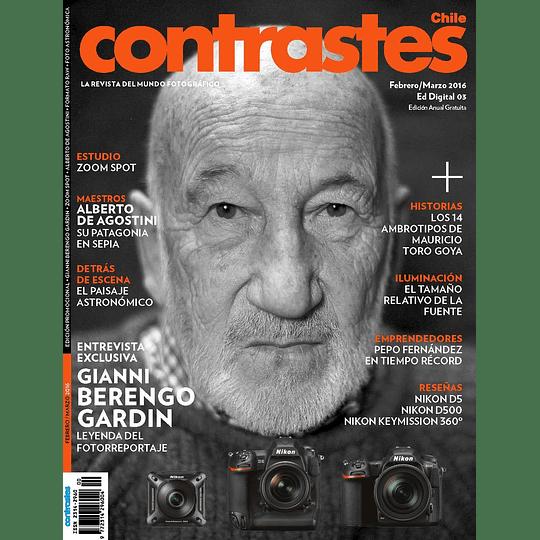 CONTRASTES REVISTA FOTOGRAFICA IMPRESA - Image 6