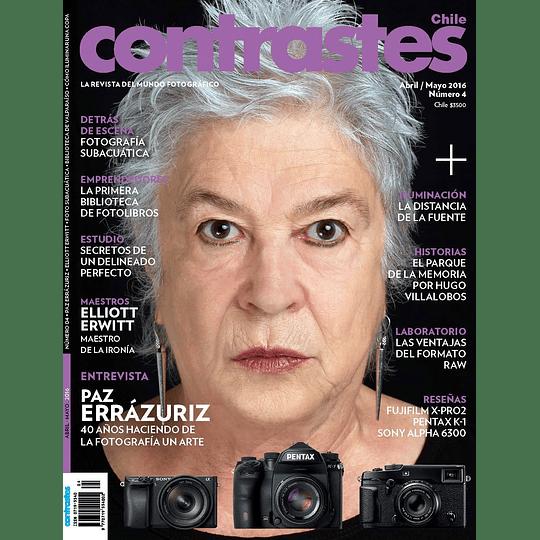 CONTRASTES REVISTA FOTOGRAFICA IMPRESA - Image 7