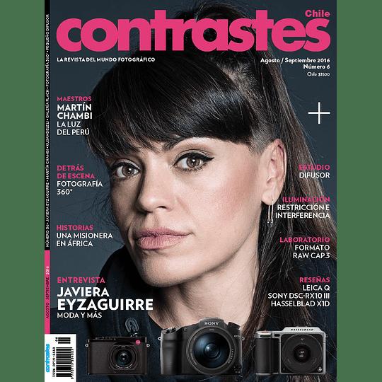 CONTRASTES REVISTA FOTOGRAFICA IMPRESA - Image 8