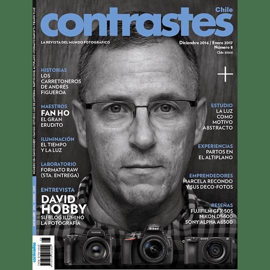 CONTRASTES REVISTA FOTOGRAFICA IMPRESA - Image 10