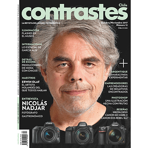 CONTRASTES REVISTA FOTOGRAFICA IMPRESA