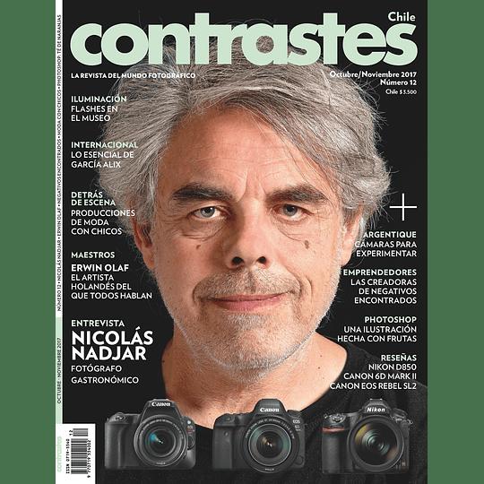 CONTRASTES REVISTA FOTOGRAFICA IMPRESA - Image 1